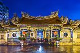 Taipei Longshan Temple Photographic Print by  SeanPavonePhoto