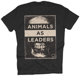 Animals As Leaders - Skull T-shirts