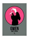 Gwen 1 Poster by David Brodsky