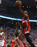Washington Wizards v Toronto Raptors - Game One Photo by Dave Sandford