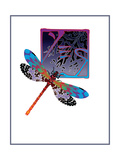 YES - Dragonfly Logo Metal Print by  Epic Rights