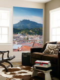 View of Ascoli Piceno, Le Marche, Italy Wall Mural by Ian Trower