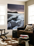 High Tide around the Broken Ledges on Kimmeridge Bay Shores, on the Jurassic Coast, Dorset, England Wall Mural by Adam Burton