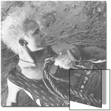 Billy Idol - Whiplash Smile Inner Sleeve 1986 Prints by  Epic Rights
