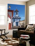 Ian Trower - Church of Amparo, Diamantina (Unesco World Heritage Site), Minas Gerais, Brazil Nástěnný výjev