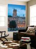 Italy, Lazio, Rome, View of Mercati Di Traiano -Trajan's Market Wall Mural by Jane Sweeney