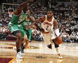 Boston Celtics v Cleveland Cavaliers - Game One Foto af Gregory Shamus