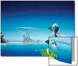 YES - YESsongs 1973 - Inner Sleeve 4 Poster af Epic Rights