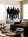 Def Leppard - Mirrorball Photo Shoot 2011 Mural por  Epic Rights