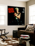 Billy Idol - Flesh for Fantasy 1984 Wall Mural by  Epic Rights