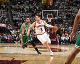 Boston Celtics v Cleveland Cavaliers- Game Two Foto af Brian Babineau