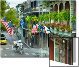 Louisiana, New Orleans, French Quarter, Royal Street Prints by John Coletti