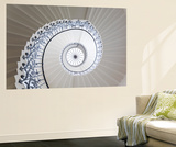 Spiral Staircase, the Queen's House, Greenwich, London, UK Wall Mural by Peter Adams