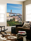 View of Spoleto, Umbria, Italy Wall Mural by Ian Trower