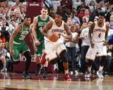 Boston Celtics v Cleveland Cavaliers- Game Two Photo af Brian Babineau