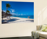 Sugar Beach Resort, Flic-En-Flac, Rivière Noire (Black River), West Coast, Mauritius Wall Mural by Jon Arnold
