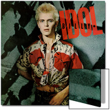 Billy Idol - Billy Idol Alternate 1982 Posters by  Epic Rights
