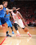 Dallas Mavericks v Houston Rockets- Game One Photo by Bill Baptist