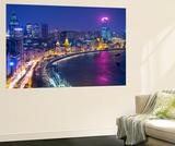 Jon Arnold - The Bund, Shanghai, China - Duvar Resmi