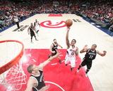 Brooklyn Nets v Atlanta Hawks- Game One Photo by Nathaniel S Butler