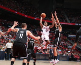 Brooklyn Nets v Atlanta Hawks- Game Two Photo by Nathaniel S Butler