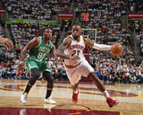 Boston Celtics v Cleveland Cavaliers- Game One Photo af Brian Babineau