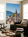 View of Urbino (Unesco World Heritage Site), Le Marche, Italy Wall Mural by Ian Trower