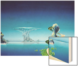 YES - YESsongs 1973 - Inner Sleeve 4 Prints by  Epic Rights