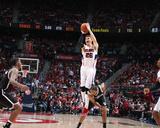 Brooklyn Nets v Atlanta Hawks- Game Two Photo af Nathaniel S Butler