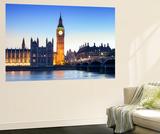 Europe, United Kingdom Wall Mural by Alex Heeb