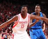 Dallas Mavericks v Houston Rockets- Game One Photo by Bill Baptist