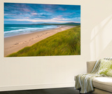 UK, Scotland, Argyll and Bute, Islay, Machir Bay from Sand Dunes Wall Mural by Alan Copson