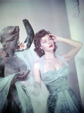 Pandora and the Flying Dutchman, 1951 Photographic Print