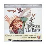 The Birds, 1963 Giclee Print