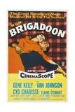 Brigadoon, 1954 Giclee Print