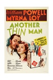 Another Thin Man, 1939 Giclee Print