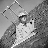 Mr. Hulot's Holiday, 1953 (Les Vacances De Monsieur Hulot) Photographic Print