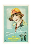 My Best Girl, 1927 Giclee Print