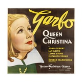 Queen Christina, 1933 Giclee Print