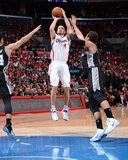 San Antonio Spurs v Los Angeles Clippers - Game One Photo by Andrew D Bernstein