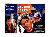 Daybreak, 1939 (Le Jour Se Leve) Impression giclée