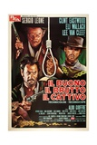 The Good, the Bad and the Ugly, 1966 (Il Buono, Il Brutto, Il Cattivo) - Giclee Baskı