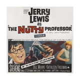 The Nutty Professor, 1963 Lámina giclée