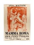Mamma Roma, 1962 Giclee Print
