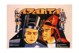 Aelita: Queen of Mars, 1924 Giclee Print