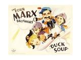 Duck Soup, 1933 Giclee Print