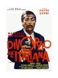 Divorce-Italian Style, 1961 (Divorzio All'Italiana) Giclee Print