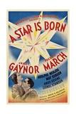 A Star Is Born, 1937 Giclee Print