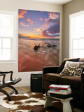 Beachscape at Polihale, Kauai Hawaii Wall Mural by Vincent James