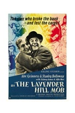 The Lavender Hill Mob, 1951 Giclee Print
